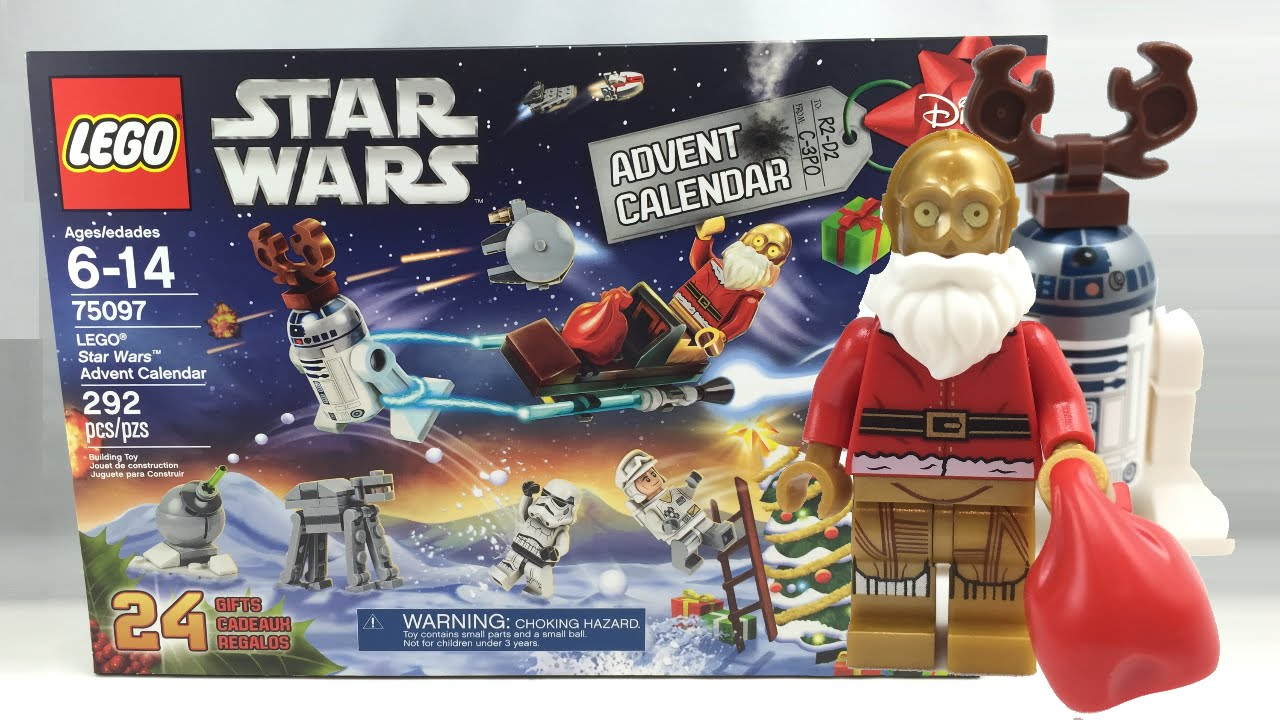 lego star wars advent calendar 2015 instructions 75097