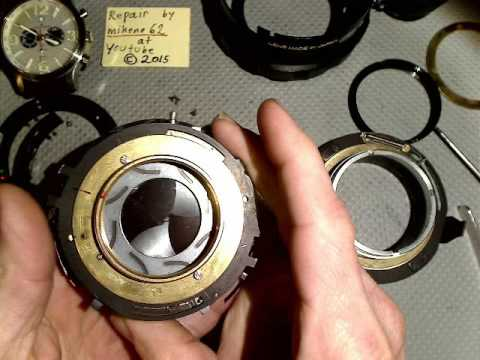 mamiya tlr lens repair manual
