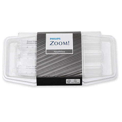 Philips zoom whitening instructions