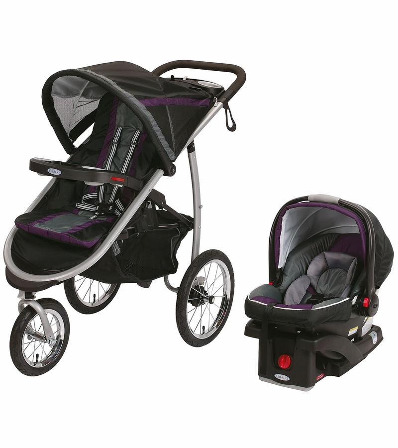 graco fast action fold travel system instructions