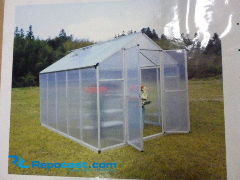 tmg industrial twin wall greenhouse instructions