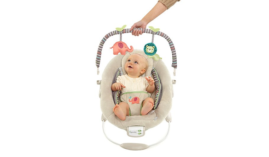 Comfort and harmony bouncer instructions