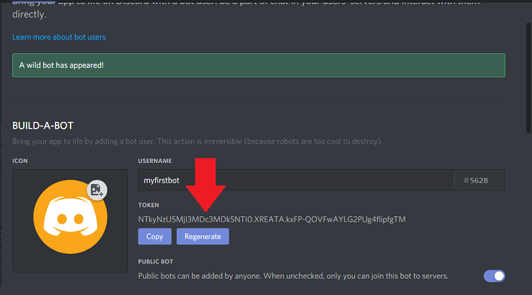 Discord how to find user token
