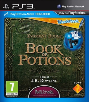 Wonderbook book of potions pdf